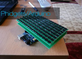 Phygets & Arduino